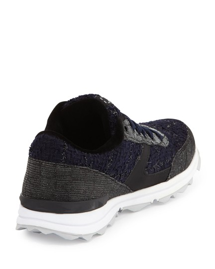Sam Edelman Sneakers Dax Fashion NAVY Athletic Image 3