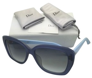 7d47d5637a4 Dior New CHRISTIAN DIOR Sunglasses DIORPROMESSE2 3IGJJ Multi Blue Frames w   Grey Gradient Lenses
