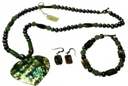 Other Necklace, bracelet and earrings set