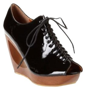 Bucco black Wedges