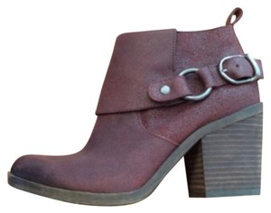 Lucky Brand Wine Boots