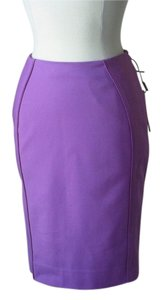 White House | Black Market Pencil Skirt purple