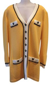 St. John Yellow Blazer