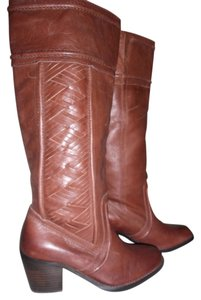 Fossil DK BROWN Boots