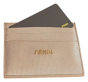 Fendi card holder wallet
