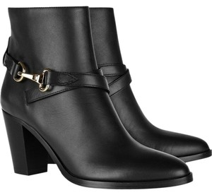 Burberry Ankle Black Boots