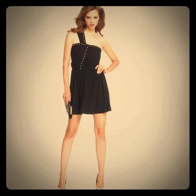 Rachel Roy short dress Black on Tradesy