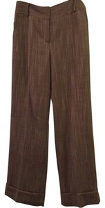 Zenobia Wide Leg Pants Brown