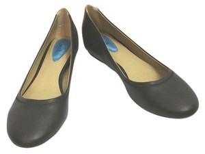 Fitzwell Non-leather 8.5 M BLACK Flats