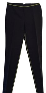 Versace Capri/Cropped Pants Black, Green