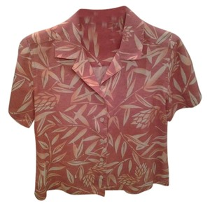 Tommy Bahama Top Rose/coral