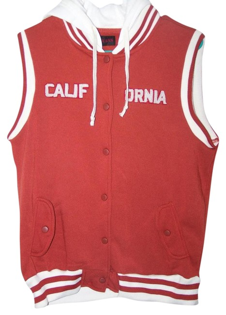 BB Jeans Company Xl Hoodie California Vest