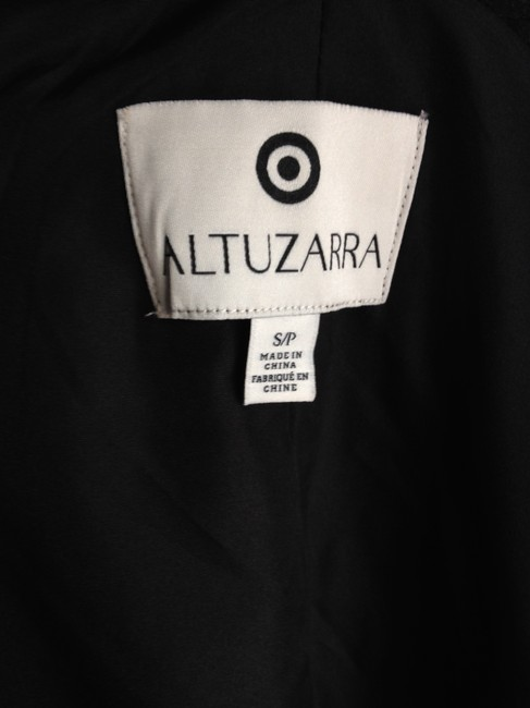 Altuzarra Jacket Ruffle Trench Coat