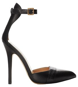Altuzarra For Target Ankle Strap Black Pumps