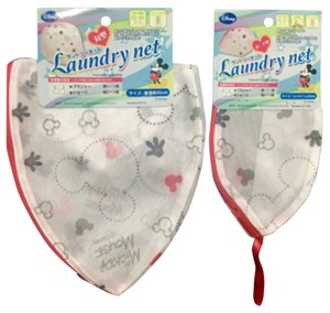 Disney 2-Piece Disney Mickey Mouse Laundry Net