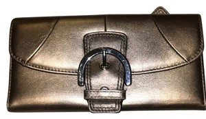 Coach Goldish/copper Clutch