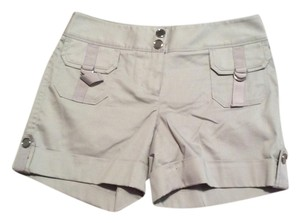 White House | Black Market Dress Shorts Light gray