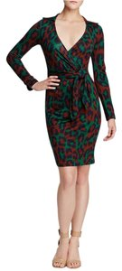 Diane von Furstenberg Dvf Savannah Dvf Savannah Dvf Dvf Print Dress