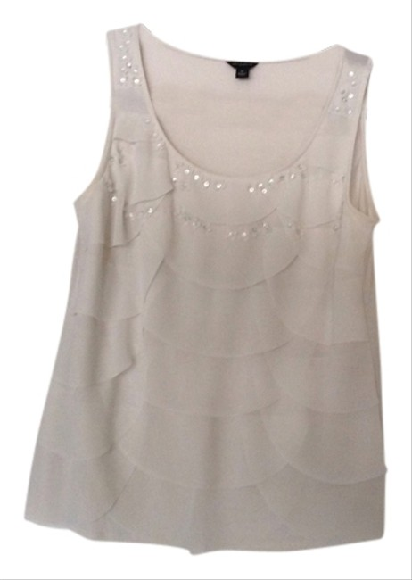 Preload https://item2.tradesy.com/images/ann-taylor-off-white-tank-topcami-size-8-m-1237816-0-0.jpg?width=400&height=650