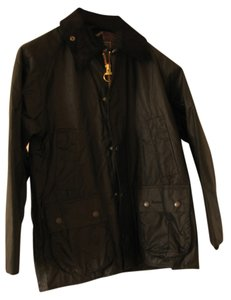 Men's Barbour Black Jacket