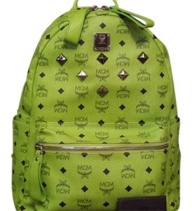 MCM Visetos Visetos Mmk3sve01 Backpack