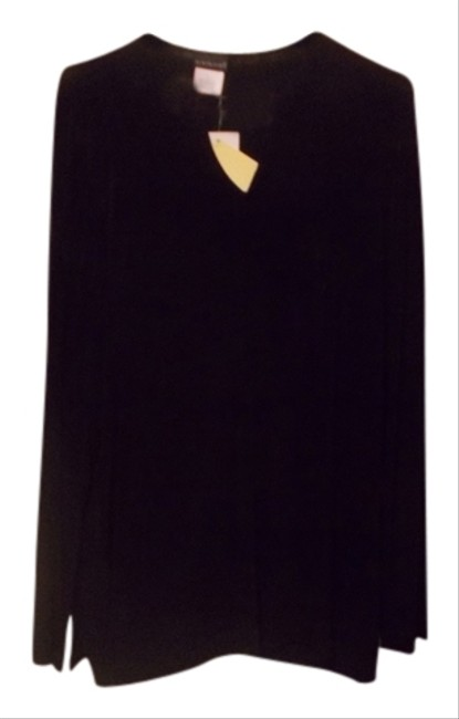 Preload https://item3.tradesy.com/images/citiknits-black-long-night-out-dress-size-14-l-1238022-0-0.jpg?width=400&height=650