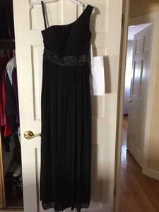 Bill Levkoff Black Bill Levkoff Style 163 Dress