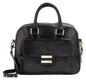 Zac Posen Z Spoke Z Spoke Leather Americana Duffle Duffel Dufel Shoulder Bag