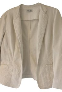 Coldwater Creek Coat white Blazer