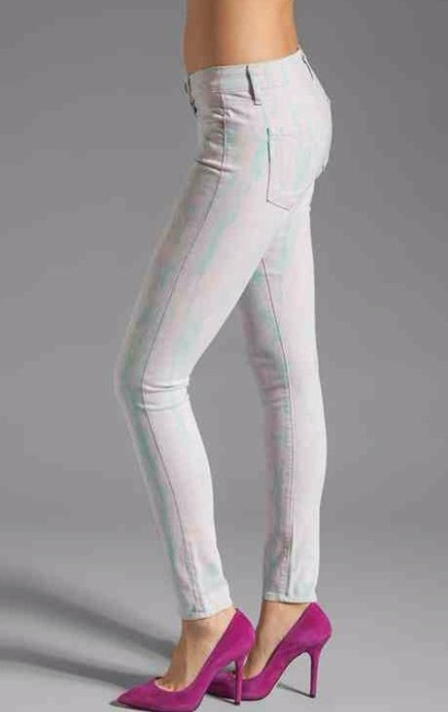 Paige Premium Verdugo Ultra Skinny Jeans-Light Wash