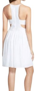 Everly short dress White on Tradesy