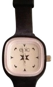 epic Unisex Epic Watch. 3 Bands One Face.