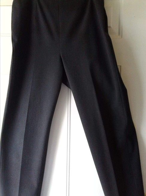 Nordstrom Straight Pants Charcoal