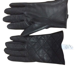 Merona On Sale, Black Leather gloves, Price Reduction