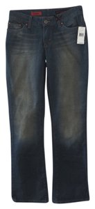 AG Adriano Goldschmied New With Tag Straight Leg Jeans-Medium Wash