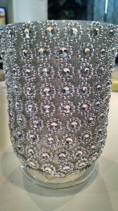 Bling Diamond Rhinestone Flower Vases(20)