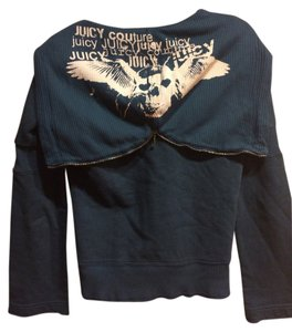Juicy Couture Junior Medium Small Sweatshirt