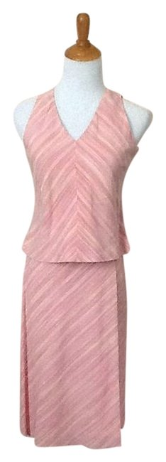 Preload https://item1.tradesy.com/images/ann-taylor-loft-pink-two-piece-outfit-skirt-suit-size-petite-4-s-1238430-0-0.jpg?width=400&height=650