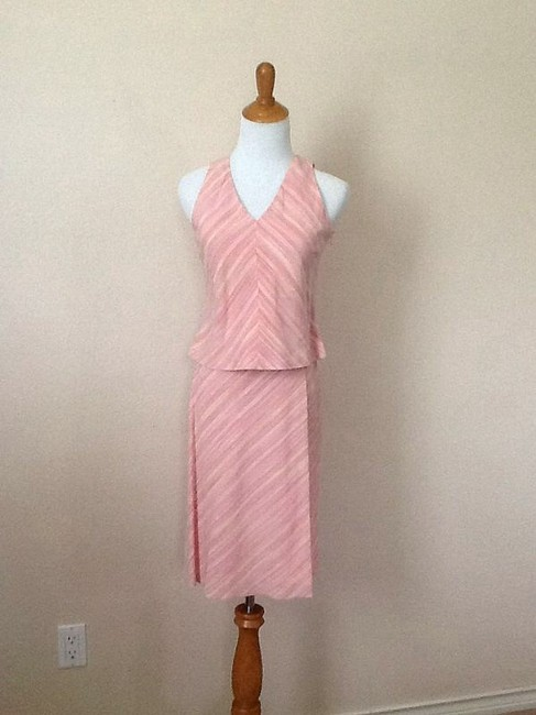 Ann Taylor LOFT Two Piece Skirt Outfit