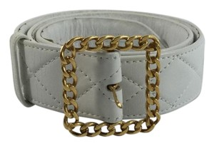 Chanel Chanel Vintage Chain Link Buckle Belt
