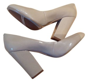 Nine West Beige patent leather Formal
