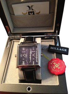 Millage Millage Dual Ice Square Watch