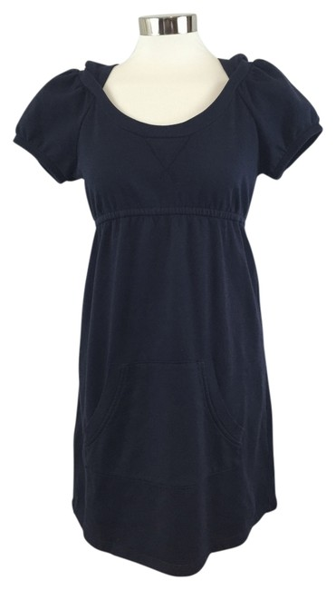 Preload https://item4.tradesy.com/images/juicy-couture-navy-hooded-fleece-short-casual-dress-size-8-m-1238618-0-2.jpg?width=400&height=650