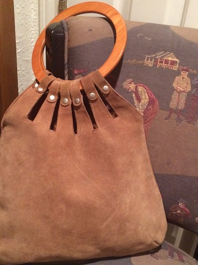 Xhilaration Tote in Brown