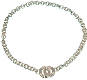 Tiffany & Co. Tiffany & Co. Circle Interlocking Clasp Necklace