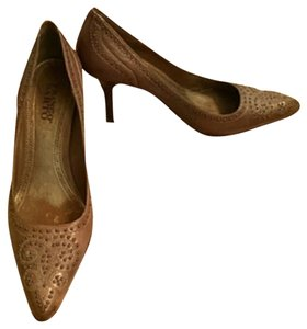 Franco Sarto Grayish brown Pumps