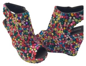 Haus of Price Multi colors Boots