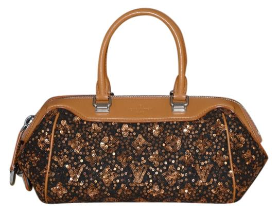 Preload https://item1.tradesy.com/images/louis-vuitton-speedy-limited-sunshine-express-baby-brown-gold-leather-felt-fabric-sequins-clutch-1238835-0-0.jpg?width=440&height=440