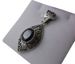 Sterling Silver Pendant no chain FREE SHIPPING