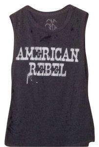CHASOR American Rebel Usa Top Grey